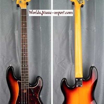 VENDUE... Greco Precision Bass PB-380N 1974 Sunburst 'RARE pickup' japan import *OCCASION*