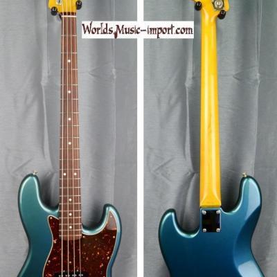 VENDUE... FENDER Jazz Bass JB'62 OLB 2005 japon import *OCCASION*