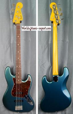 VENDUE... FENDER Jazz Bass JB'62 OLB 2005 japon import *OCCASION*