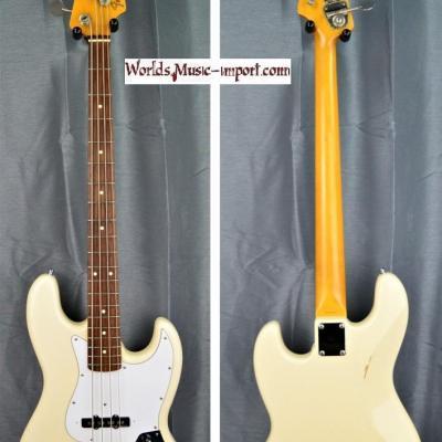 FENDER Jazz Bass JB'62 WH 1993 'Order Made' japon Import *OCCASION*