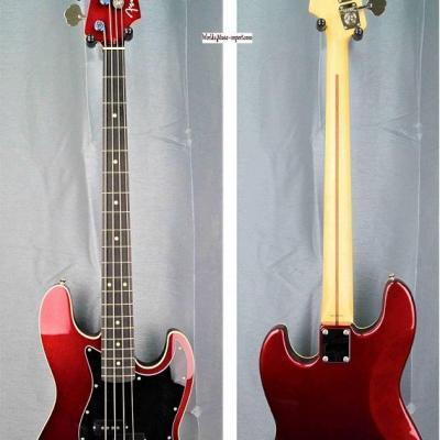 VENDUE... FENDER Jazz Bass Aerodyne AJB-Deluxe OCR 2010 japon import *OCCASION*