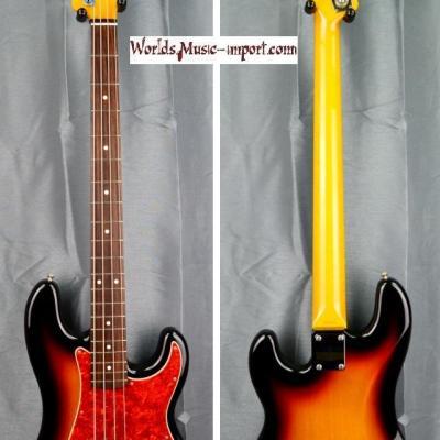 VENDUE... FENDER Precision Bass PB'62 RI 3TS 2000 Japon import *OCCASION*