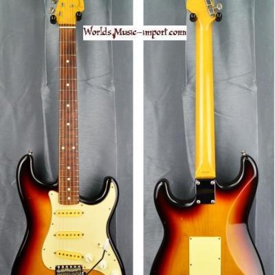 VENDUE... FENDER Stratocaster ST'62-US 3TS 1994 Japon import *OCCASION*