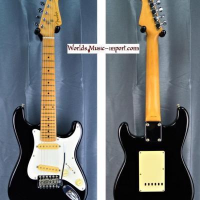 FENDER Mini-Stratocaster 3/4 black MST-32 1992 Japon import *OCCASION*