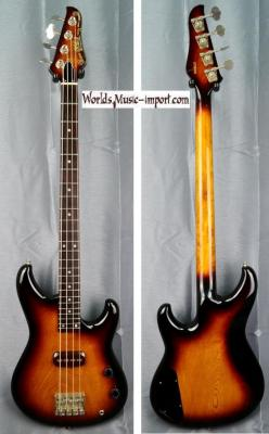 GRECO Bass original GOB II 650 Sunburst 1979 Japon import *OCCASION*