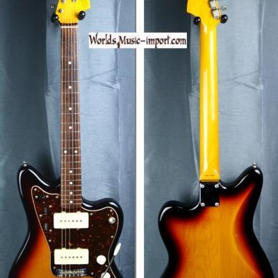 VENDUE... FENDER Jazzmaster JM-66' Sunburst 2010 Japon import *OCCASION*