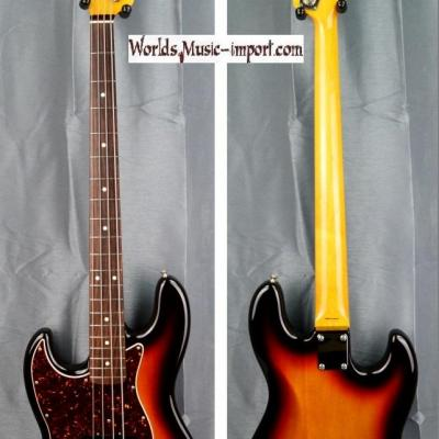 VENDUE... FENDER Jazz Bass JB'62 LH 3TS 2007 'gaucher' Japon Import *OCCASION*