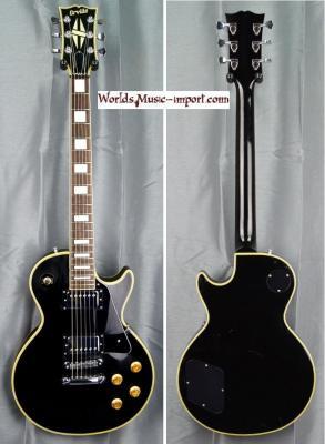VENDUE... Orville Les Paul Custom LPC Black 1993 japon import *OCCASION*