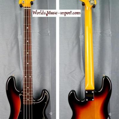 VENDUE... FENDER Precision Bass 'PB'70-US SunBurst 2000 japon import *OCCASION*
