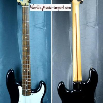 VENDUE... FENDER Precision Bass Standard Black 2003 Japon import *OCCASION*