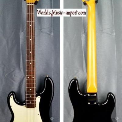 VENDUE... FENDER Precision Bass PBD' 62-LH BK 1988 'gaucher' japon Import *OCCASION*