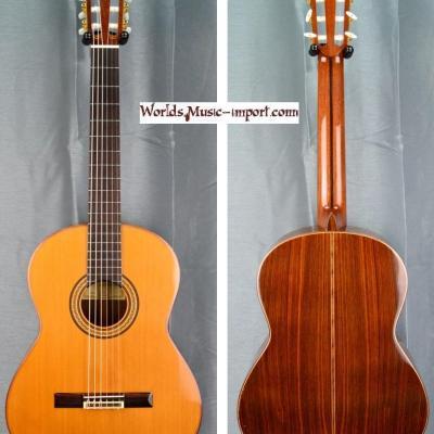 VENDUE... RYOJI MATSUOKA 4/4 Luthier Japon M-100 Import *OCCASION*