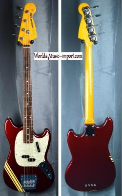 VENDUE... FENDER Mustang Bass MB-98'SD Racing Competition OCR 2010 Japon import *OCCASION*