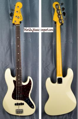FENDER Jazz Bass JB62' RI OWH 2017 japon import *OCCASION*