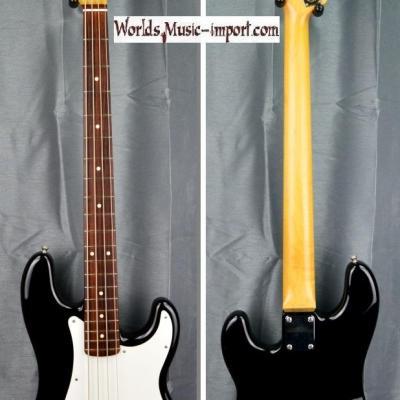 VENDUE... FENDER Precision Bass Standard BlacK 1994 japon import *OCCASION*