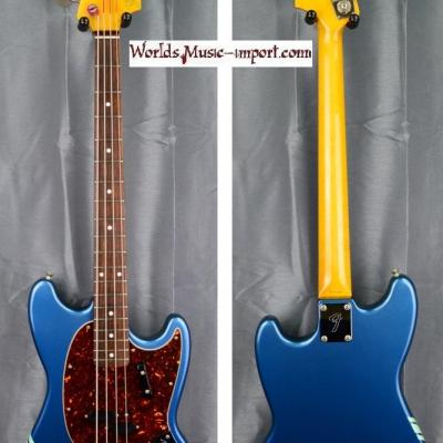 VENDUE... FENDER Mustang BASS OLB Racing Competition 2008 JAPAN RARE import *OCCASION*