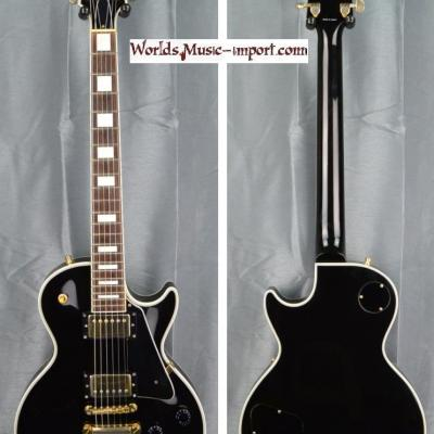 VENDUE... TOKAI Les Paul CUSTOM - LC - black beauty 2013 japon import *OCCASION*