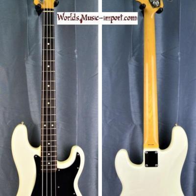 VENDUE... FENDER Precision Bass PB'70-US VWHITE 2011 japon import *OCCASION*