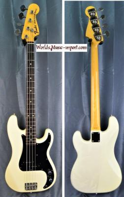 FENDER Precision Bass PB'70-US VWHITE 2011 japon import *OCCASION*