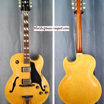 VENDUE... GRECO Jazz FA-80 ES175 Natural gloss 1990 japon import *OCCASION*