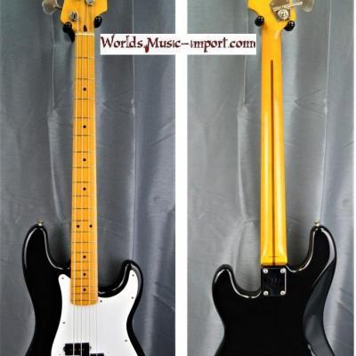 VENDUE... FENDER Precision Bass PB'57-US Black 2011 japon import *OCCASION*