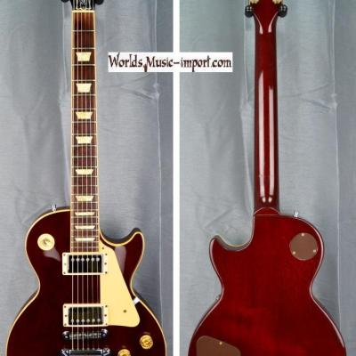 VENDUE... GIBSON Les Paul Standard 1996 Winred USA import *OCCASION*