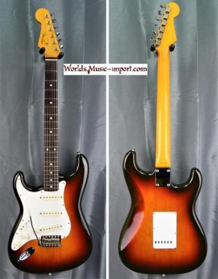 FENDER Stratocaster ST'62-LH SB 'gaucher' 2007 japon import *OCCASION*