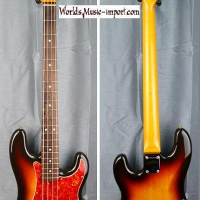 VENDUE... FENDER Precision Bass PB'62-US RI 3TS
