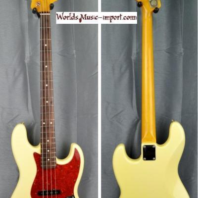 VENDUE... FENDER Jazz Bass JB '62 OWH 1997 Japon import *OCCASION*