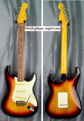 VENDUE... FENDER Stratocaster ST'62-US 3TS 2004 japon import *OCCASION*