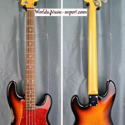 VENDUE... FENDER Precision Bass PBD'62 3TS 1993 japon import *OCCASION*