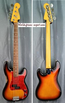 FENDER Precision Bass PBD'62 3TS 1993 japon import *OCCASION*
