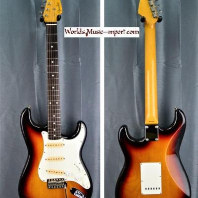 VENDUE... FENDER Stratocaster ST'62-US 2007 3TS japon import *OCCASION*