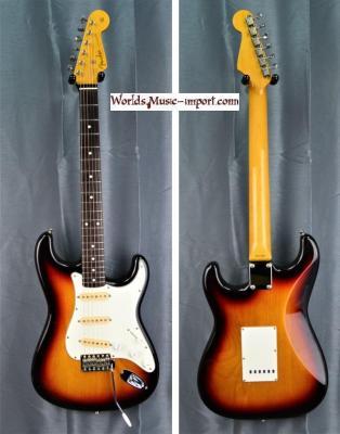 FENDER Stratocaster ST'62-US 2007 3TS japon import *OCCASION*