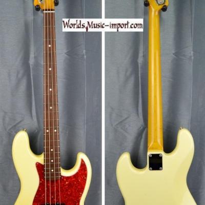 VENDUE... FENDER Jazz Bass '62-US VWH 1998 Japon import  *OCCASION*