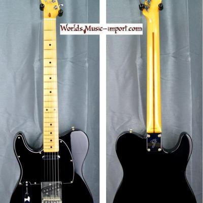VENDUE... Fender TL'72 Reissue 'Collector Telecaster 50' LH 1999 Black