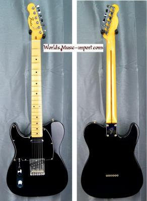 VENDUE... Fender TL'72 Reissue 'Collector Telecaster 50' LH 1999 Black