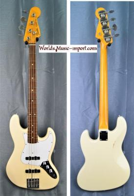 FENDER Jazz Bass JB'62 WH 1993 'Order Made' japon Import *OCCASION*