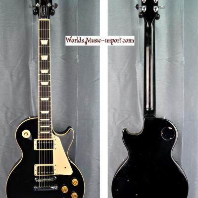 VENDUE... GIBSON Les Paul Standard 2001 black USA import *OCCASION*