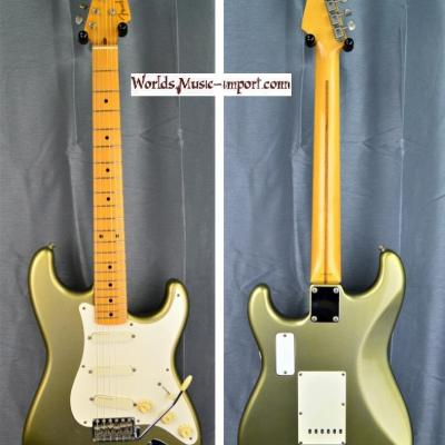 Fender Stratocaster ST'54-77 LS 'Lace Sensor' 1991 Metallic Gold