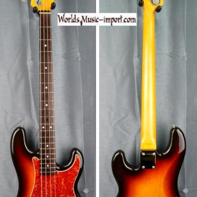 VENDUE... FENDER Precision Bass PB'62 3TS
