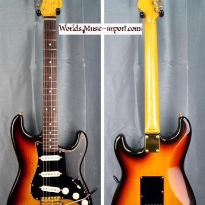 VENDUE... FENDER Stratocaster ST'62G-US 3TS 1994 'JRV' japon import *OCCASION*