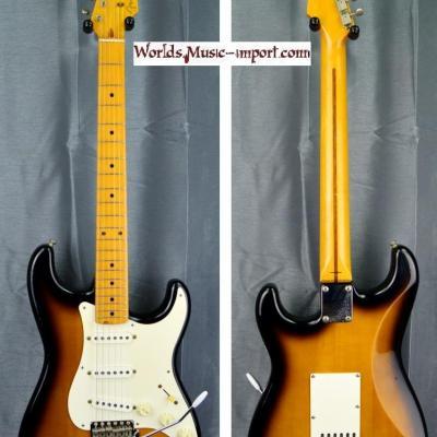 VENDUE... FENDER Stratocaster ST'57-US 2TS 2000 japon import *OCCASION*