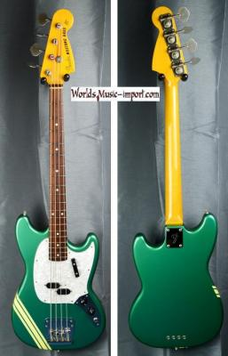 VENDUE... FENDER Mustang Bass MB'98-SD CO Racing Competition  2004 OTM japon import *OCCASION*