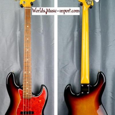 VENDUE... FENDER Jazz Bass 62'-US 3TS 1994 Japon import  *OCCASION*