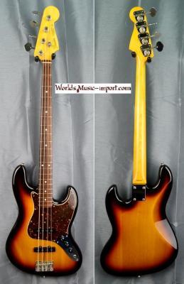 FENDER Jazz Bass JB'62-US 3TS 2013 japon import  *OCCASION*