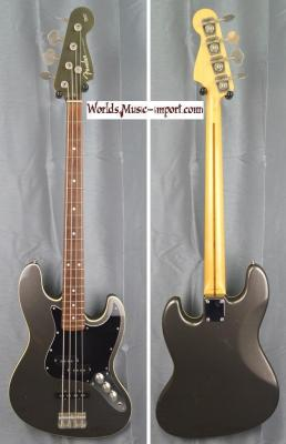 VENDUE... FENDER Jazz Bass Aerodyne DLX DFG 2007 japan RARE import  *OCCASION*