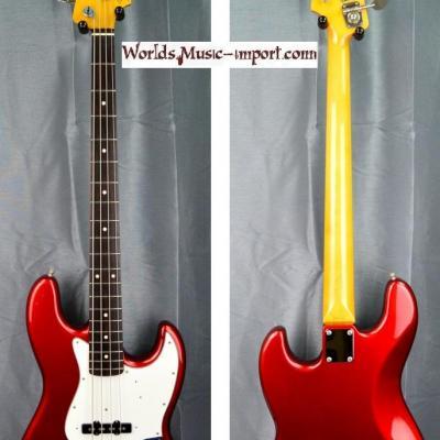 VENDUE... FENDER Jazz Bass JB'62-CAR 2004 japon import *OCCASION*