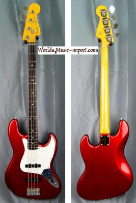 VENDUE... FENDER Jazz Bass JB'62-CAR 2004 japon import *OCCASION*