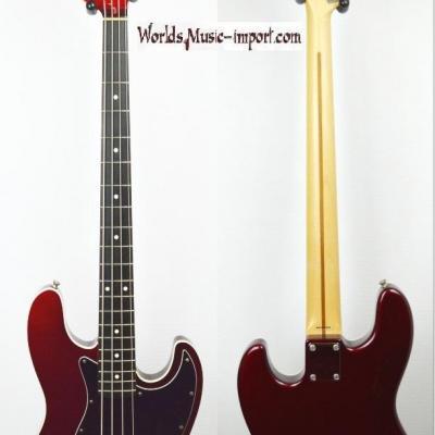 VENDUE... FENDER Jazz Bass AERODYNE Deluxe CAR 2013 japon *OCCASION*